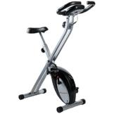Ultrasport Heimtrainer F-Bike mit Handpuls-Sensoren, klappbar - 1